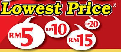 Bata Warehouse Sale in Melaka