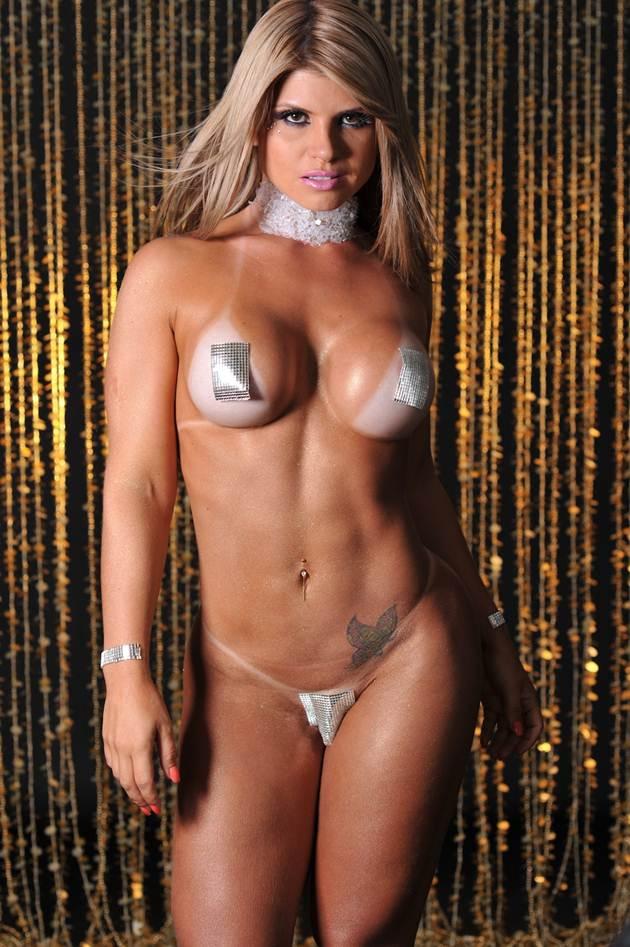 Carine Felizardo Desnuda Hot
