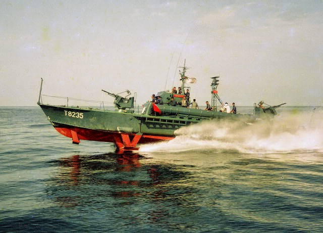 Bangladesh Navy Torpedo boat
