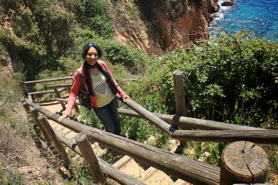 Cami de Ronda (Ronda Way) in Sant Feliu de Guixols