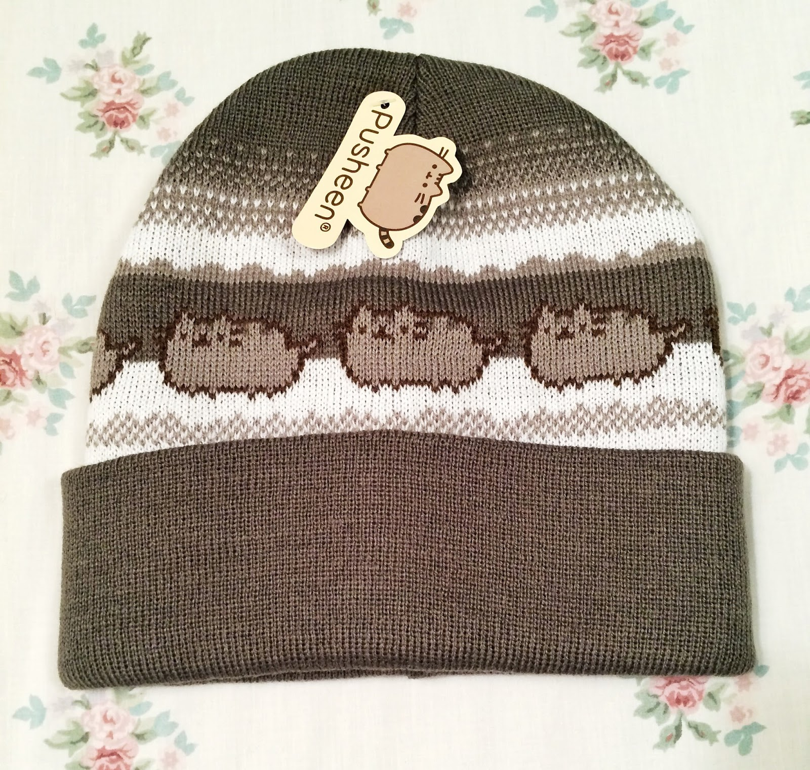 Pusheen Knitting Pattern : Peach Booty Reviews (  ?  ): Pusheen Box review!