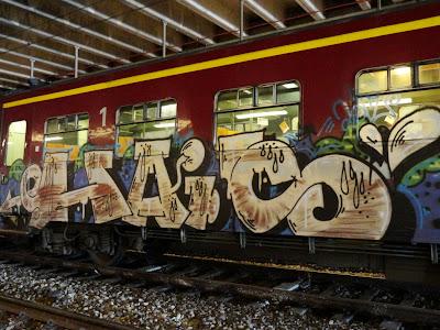 HAIS graffeur
