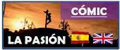 Cómic La pasión- Jesu´s passion