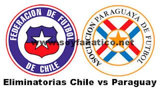 Chile vs Paraguay por Eliminatorias Brasil 2014