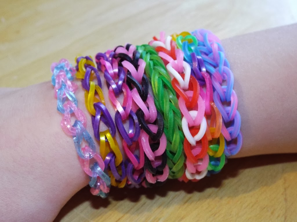 Clever Crafty Cookin Mama Beginning Loom Bracelet
