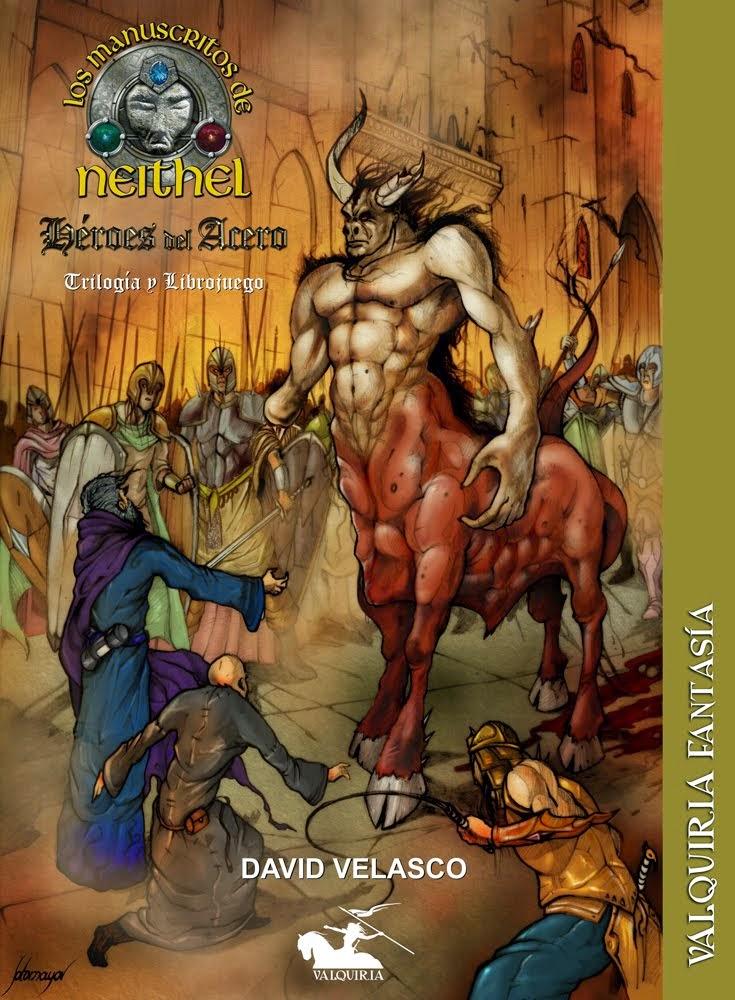Ebook: Trilogía + Librojuego