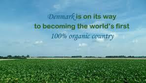 Governo da Dinamarca quer impor agricultura 100% orgânica através de lei