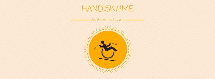 HANDISKI4ME, le ski pour moi aussi