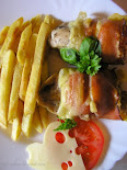 Saltimbocca csirke