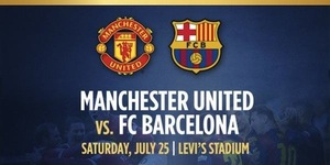 Preview Manchester United vs Barcelona - ICC 2015 Amerika Serikat