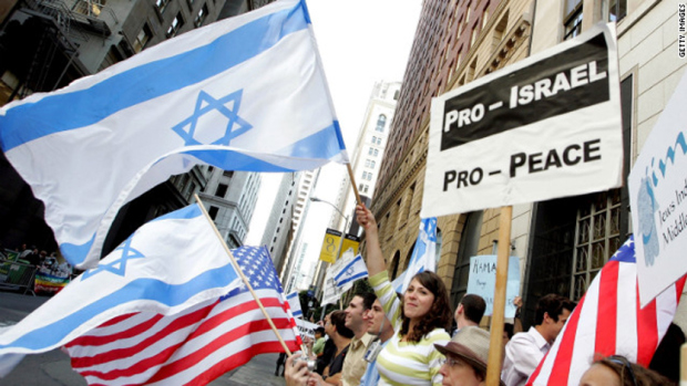 Kanselir Jerman Beri Dukungan Bersyarat untuk 'Negara Yahudi'
