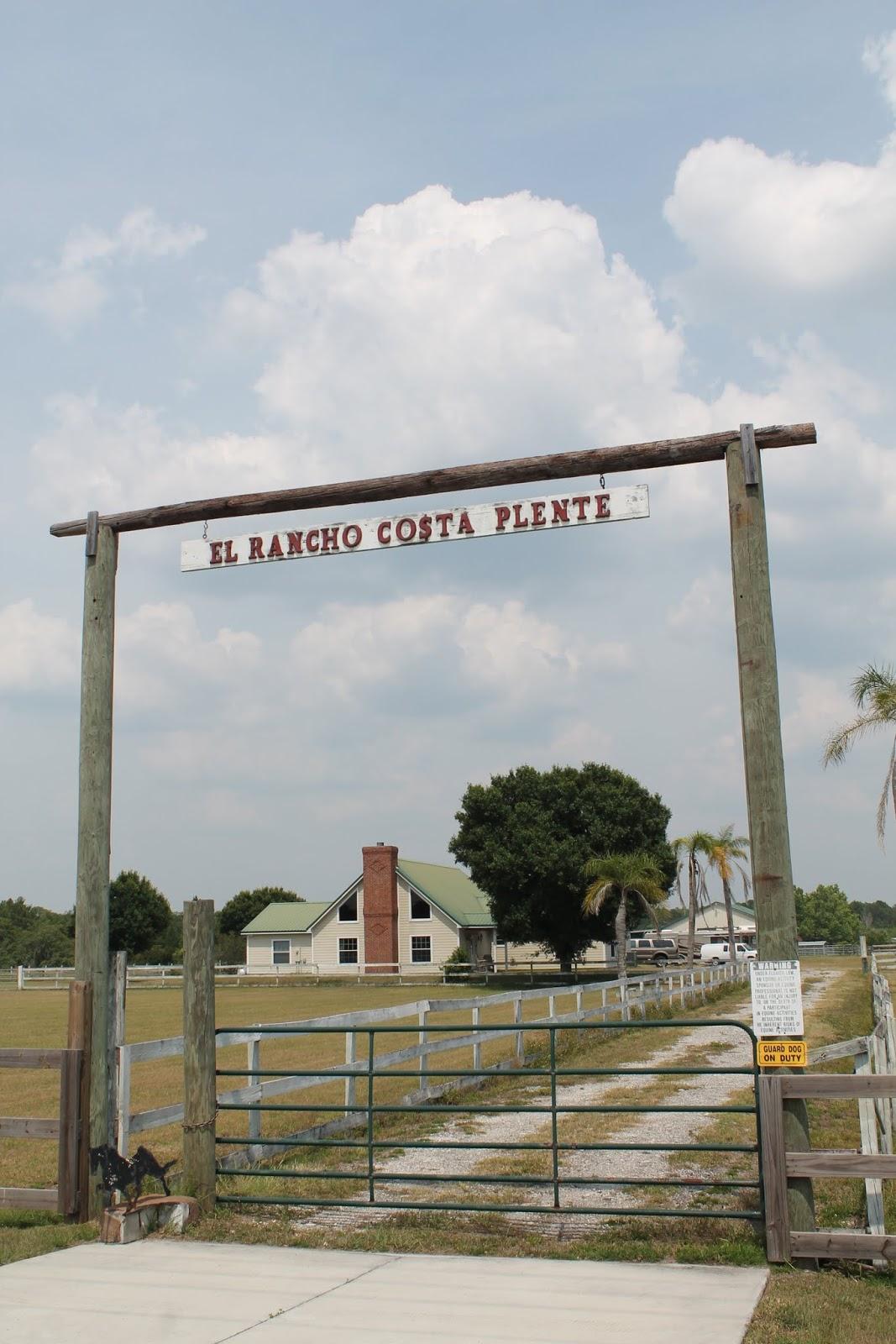 Rancho en la SR 15