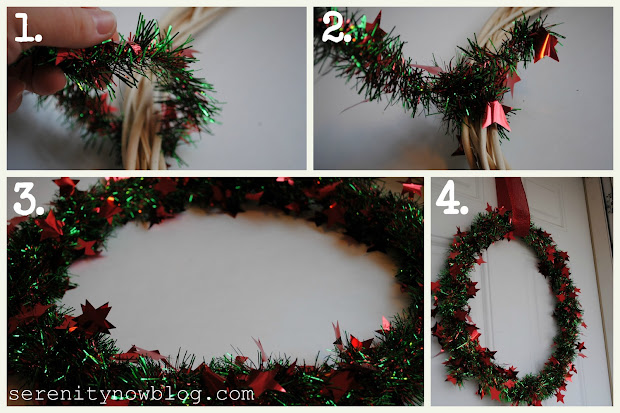 Unique tinsel garland decorating ideas vtwctr