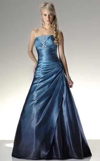 Short hair styles: Long Prom Dresses