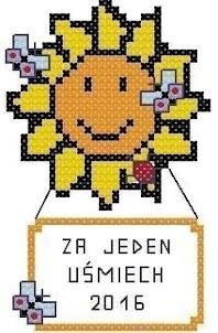 Logo akcji Kołderka za jeden uśmiech