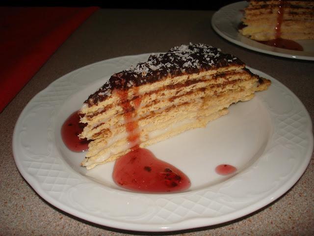 Medovik Pasta