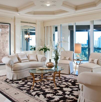 Dise o de sala estar con ideas fotos y tips de for Disenos de interiores para salas