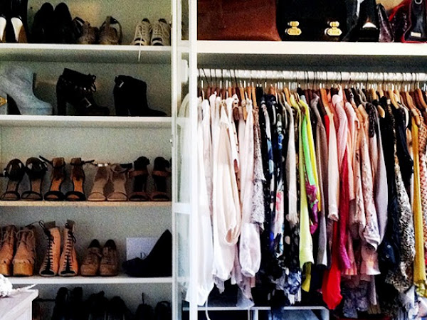6 Simple Steps to Changing Your Wardrobe