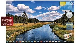 Por qué mi computadora desordena siempre los iconos del escritorio