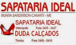 SAPATARIA IDEAL