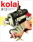 Portada de Kolaj Magazine
