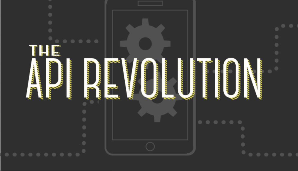 The API Revolution [Infographic]