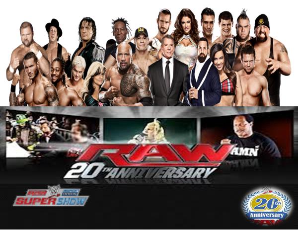 WWE Monday Night Raw 2013