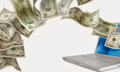 bisnis uang lewat internet
