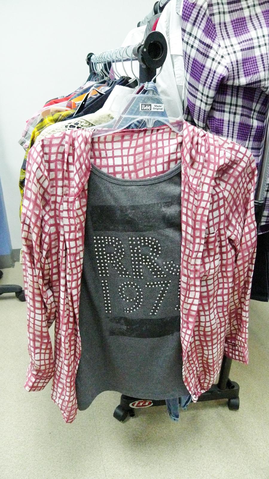 Shirt Tassel Amp Polka Drowning Equilibriums Aisa Ipac