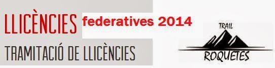JA GESTIONEM LES FEDERATIVES 2014