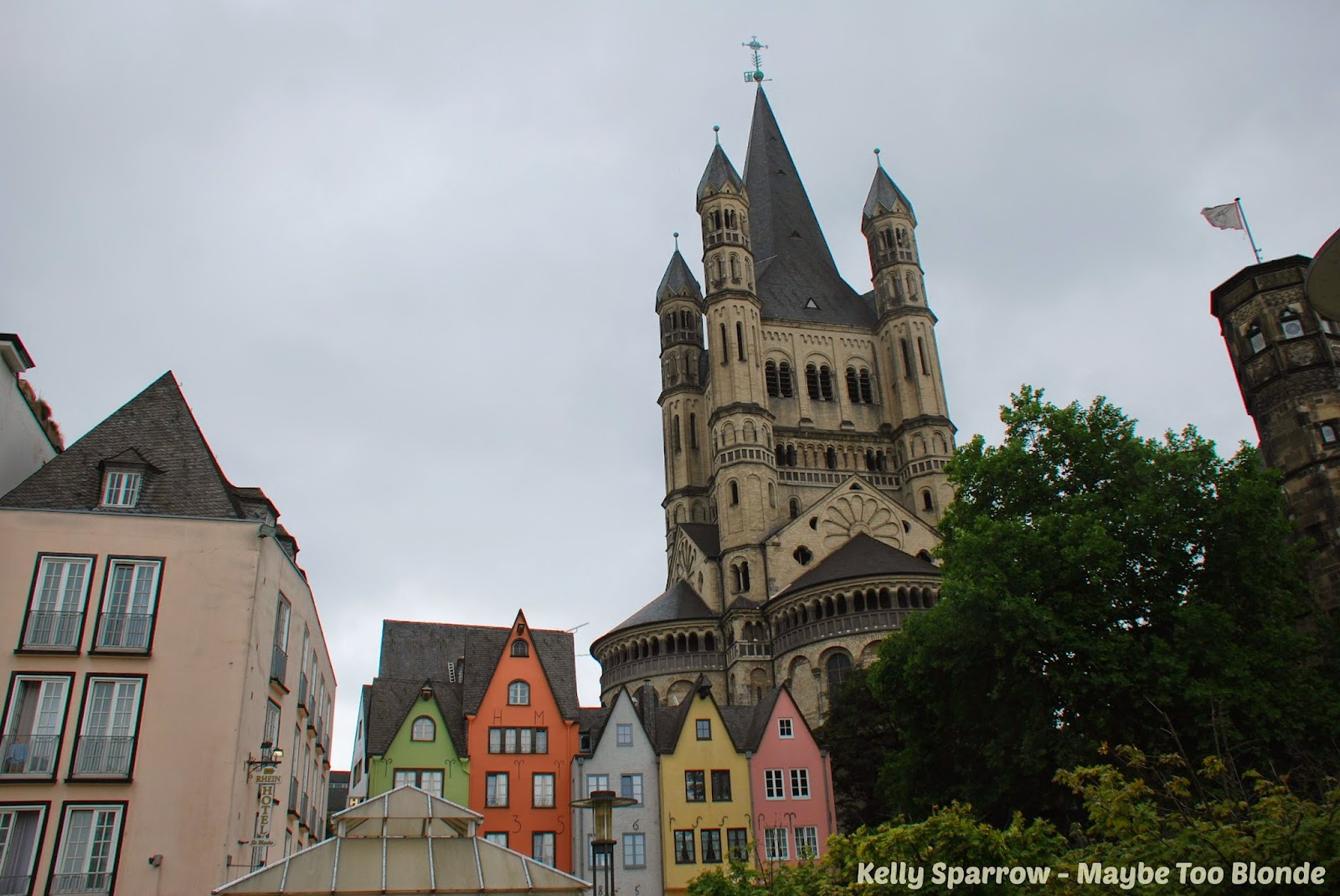 Great St. Martin Church, Cologne