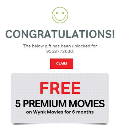Get free Gifts from Airtel to everyone