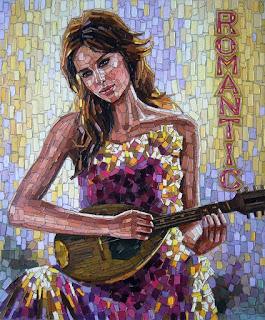 Mujeres Tocando Instrumentos de Musica