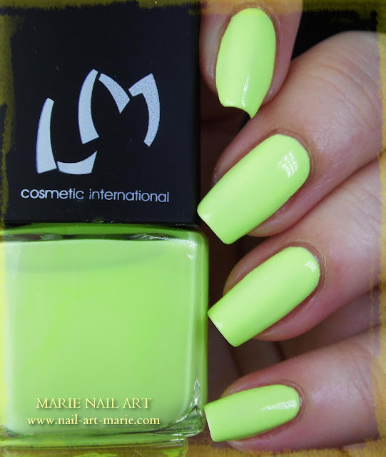 LM Cosmetic Yellow Popsicle5