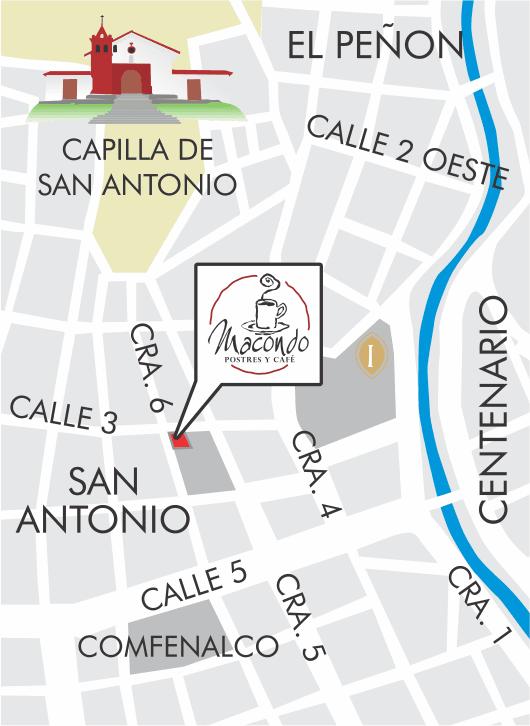 ENCUÉNTRANOS EN EL BARRIO SAN ANTONIO DE CALI