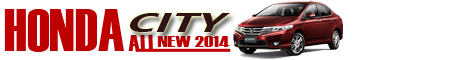 All New Honda City 2014 (ฮอนด้า ซิตี้ 2014)