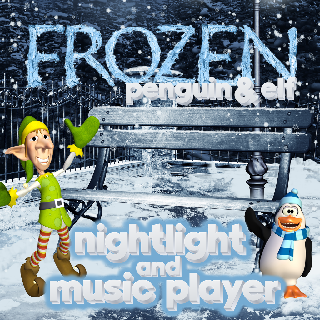 Six Pack Science Company: Frozen - Penguin and Elf