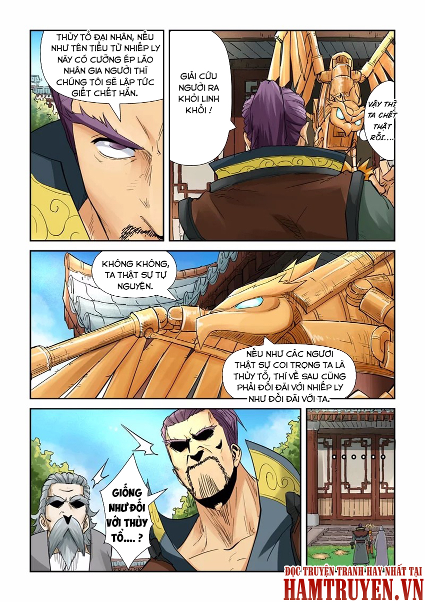 Tales of Demons and Gods chap 120.5 page 6 - IZTruyenTranh.com