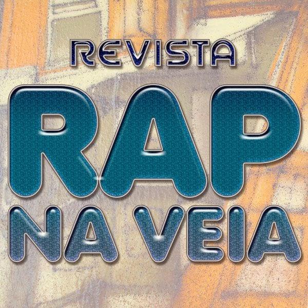 Revista Rap Na Veia 1° edição (Capa Lindomar 3L)