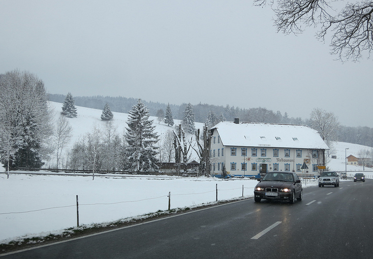 getting to Wieskirche