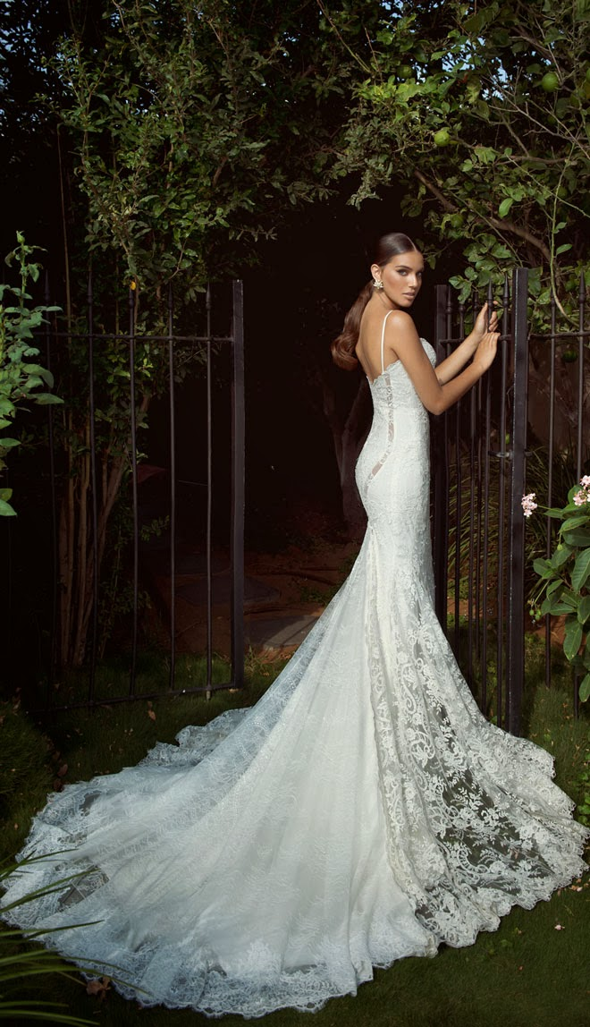 Galia Lahav 2014 The Empress Deck Bridal Collection Part II Belle The Ma