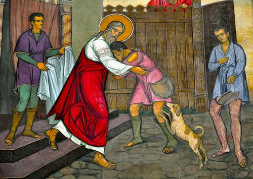 The Faith Log Onesimus And Philemon Receiving A Brother