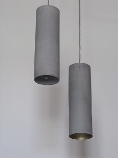beton unique beton cire betonlampe h ngelampe aus beton. Black Bedroom Furniture Sets. Home Design Ideas