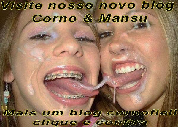 CORNO & MANSU VISITE NOVO BLOG