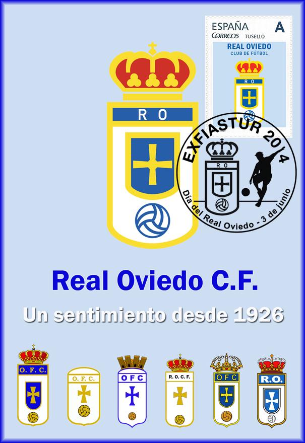 Tarjeta Real Oviedo
