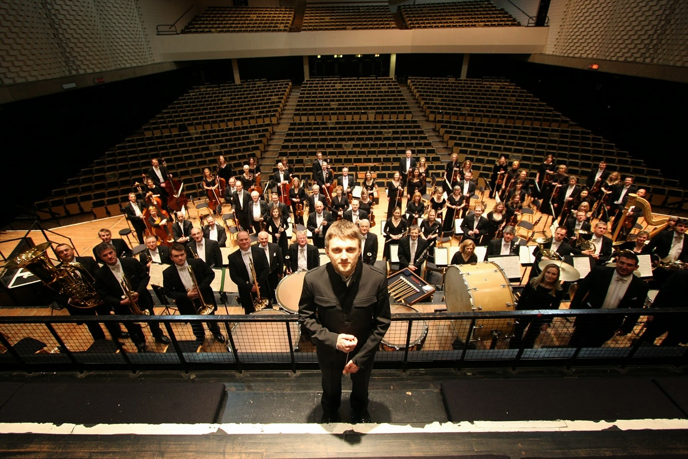 Kirill Karabits and the Bournemouth Symphony Orchestra