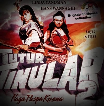Brigade 86 Movies Center - Tutur Tinular II - Naga Puspa Kresna (1991)