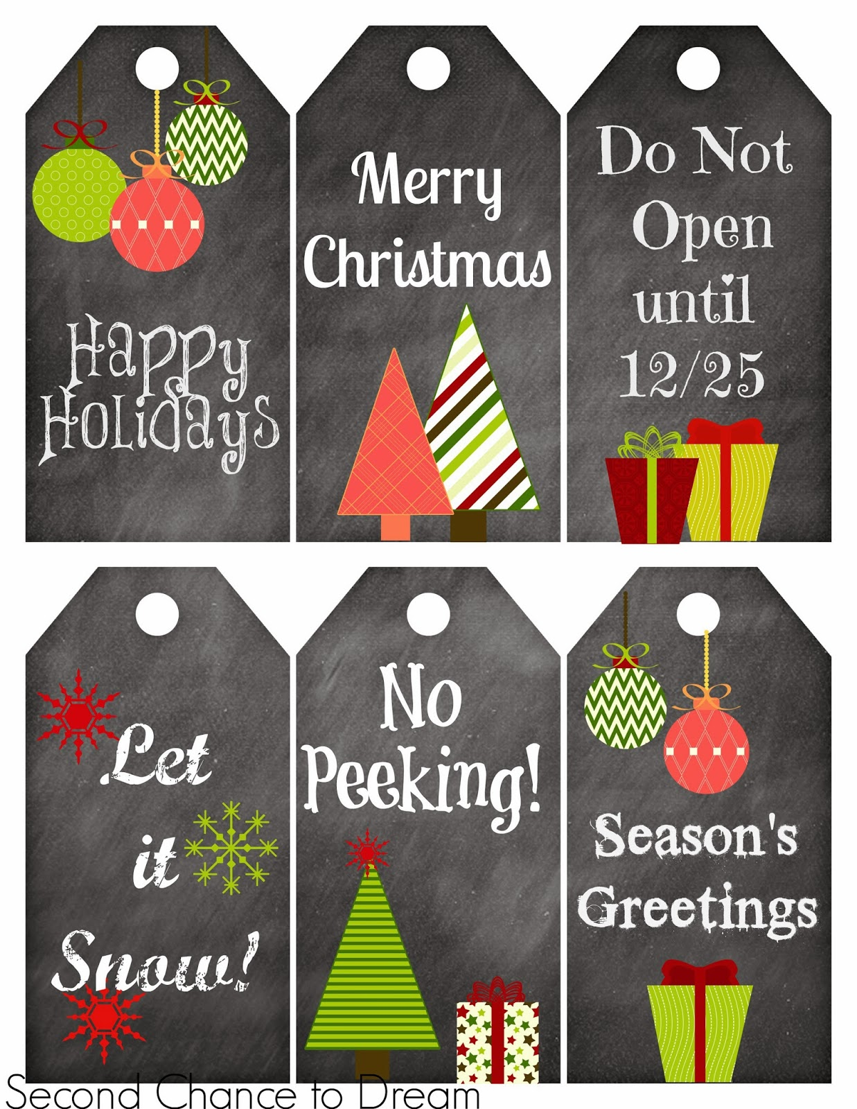 Free printable gift tags gift card holders negle Choice Image
