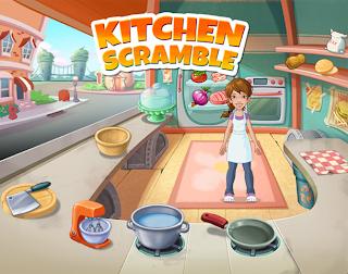 Kitchen Scramble Cheat - Complete Hack Update
