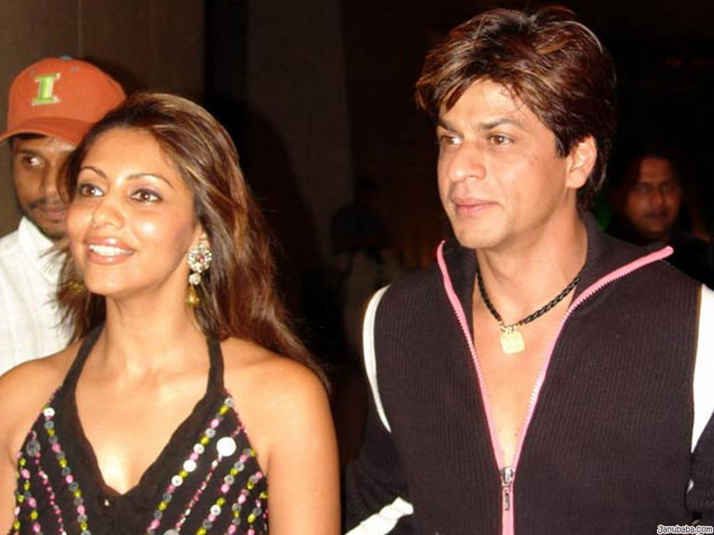 Shahrukh Khan Wife